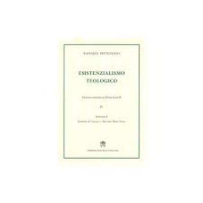 ESISTENZIALISMO TEOLOGICO - EXCURSUS TEORETICO SU ENRICO CASTELLI