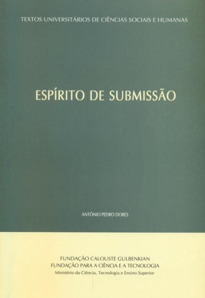 ESPIRITO DE SUBMISSAO