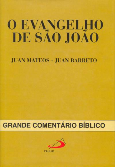 EVANGELHO DE SÃO JOÃO, O
