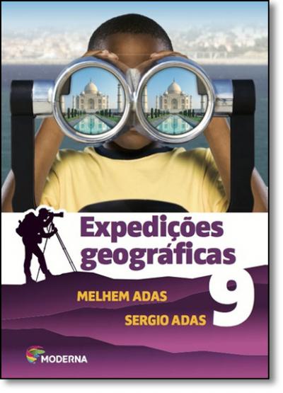 EXPEDIÇÕES GEOGRÁFICAS 9 - 2ª ED. 2016