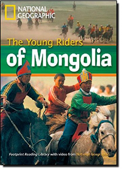FOOTPRINT READING LIBRARY - LEVEL 1 800 A2 - THE YOUNG RIDERS OF MONGOLIA
