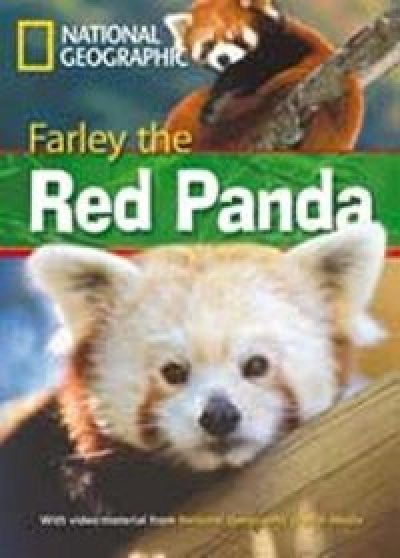 FOOTPRINT READING LIBRARY - LEVEL 2 1000 A2 - FARLEY THE RED PANDA