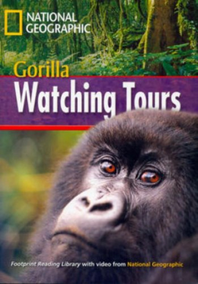 FOOTPRINT READING LIBRARY - LEVEL 2 1000 A2 - GORILLA WATCHING TOURS