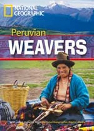 FOOTPRINT READING LIBRARY - LEVEL 2 1000 A2 - PERUVIAN WEAVERS