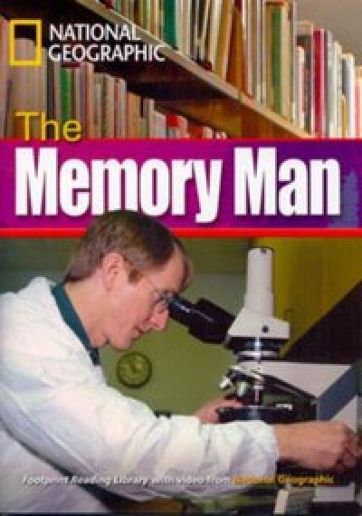 FOOTPRINT READING LIBRARY - LEVEL 2 1000 A2 - THE MEMORY MAN