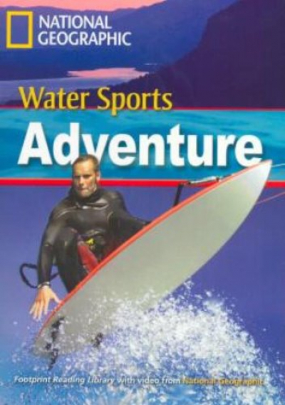 FOOTPRINT READING LIBRARY - LEVEL 2 1000 A2 - WATER SPORTS ADVENTURE