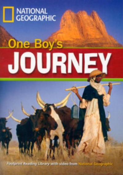 FOOTPRINT READING LIBRARY - LEVEL 3 1300 B1 - ONE BOY'S JOURNEY