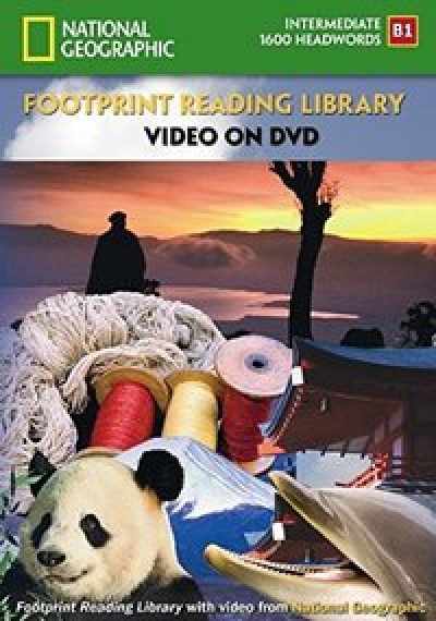 FOOTPRINT READING LIBRARY - LEVEL 4 1600 B1