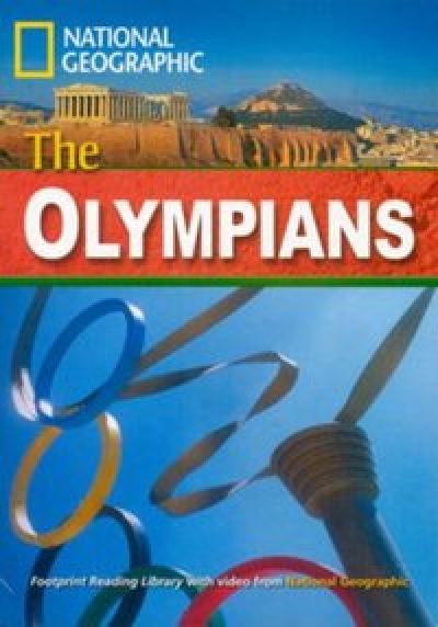 FOOTPRINT READING LIBRARY - LEVEL 4 1600 B1 - THE OLYMPIANS