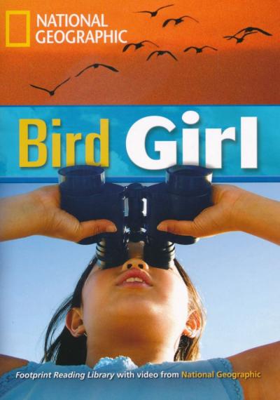FOOTPRINT READING LIBRARY - LEVEL 5 1900 B2 - BIRD GIRL