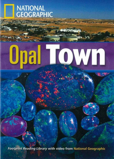 FOOTPRINT READING LIBRARY - LEVEL 5 1900 B2 - OPA! TOWN