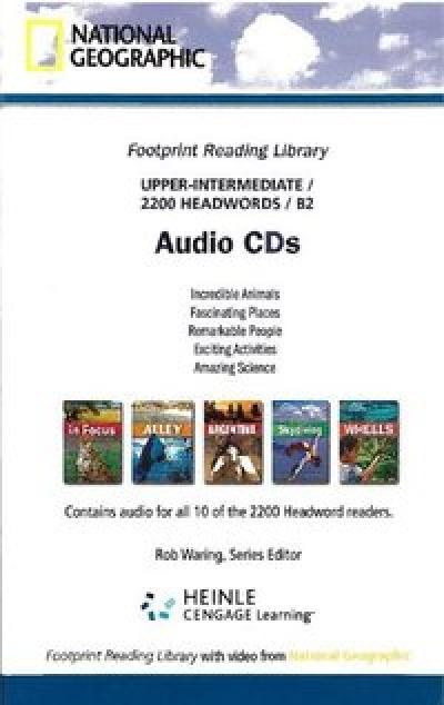 FOOTPRINT READING LIBRARY - LEVEL 6 2200 B2