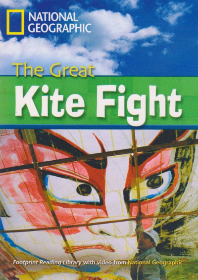 FOOTPRINT READING LIBRARY - LEVEL 6 2200 B2 - THE GREAT KITE FIGHT