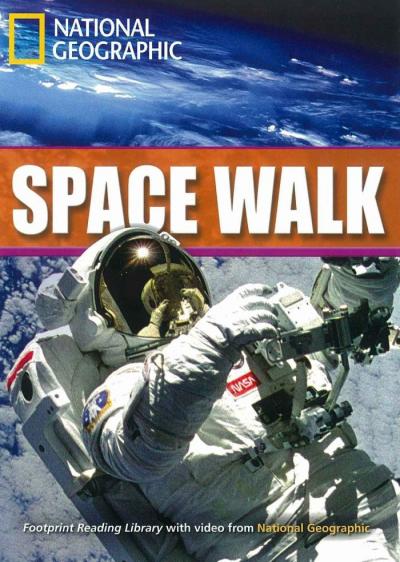 FOOTPRINT READING LIBRARY - LEVEL 7 2600 C1 - SPACEWALK