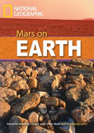 FOOTPRINT READING LIBRARY - LEVEL 8 3000 C1 - MARS ON EARTH