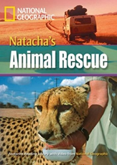 FOOTPRINT READING LIBRARY - LEVEL 8 3000 C1 - NATACHA´S ANIMAL RESCUE