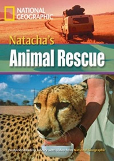 FOOTPRINT READING LIBRARY - LEVEL 8 3000 C1 - NATACHA´S ANIMAL RESCUE