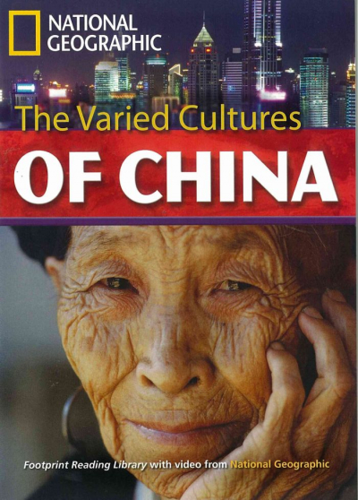 FOOTPRINT READING LIBRARY - LEVEL 8 3000 C1 - THE VARIED CULTURES OF CHINA