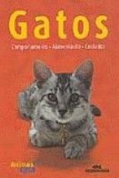 GATOS - SERIE ANIMAIS EM CASA