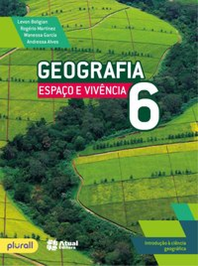GEOGRAFIA ESPAÇO E VIVENCIA - 6º ANO