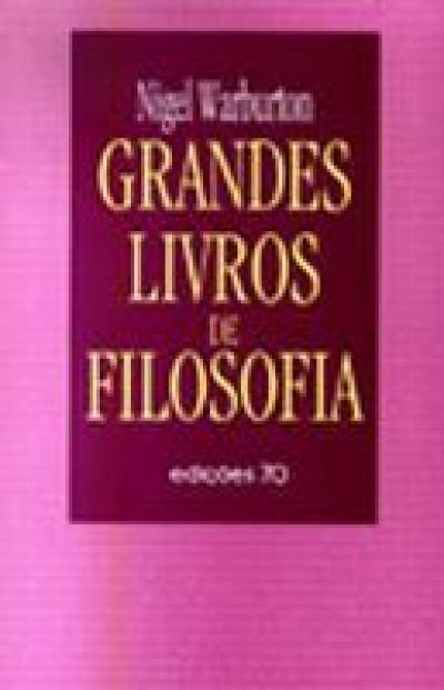 GRANDES LIVROS DE FILOSOFIA
