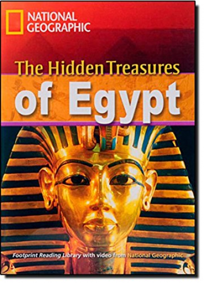 HIDDEN TERASURES OF EGYPT, THE - WITH MULTI-ROM - AMERICAN ENGLISH - LEVEL 7 - 2600 C1