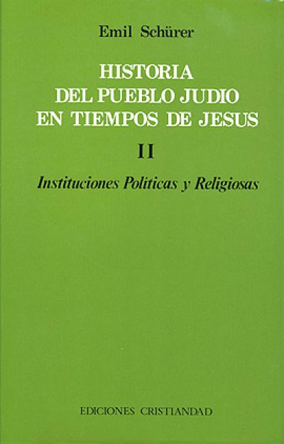 HISTORIA DEL PUEBLO JUDIO EN TIEMPOS II
