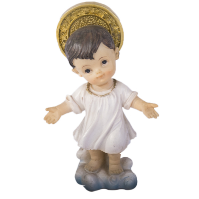 IMAGEM DIVINO MENINO JESUS INFANTIL 10CM DE ALTURA