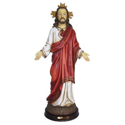 IMAGEM SAGRADO CORAÇÃO DE JESUS 60CM DE ALTURA