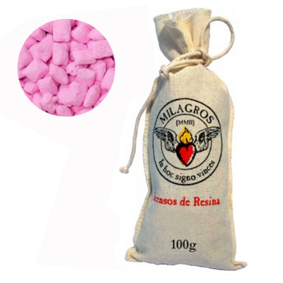 INCENSO GREGO ROSA 100G