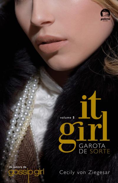 IT GIRL: GAROTA DE SORTE (VOL. 5) - Vol. 5