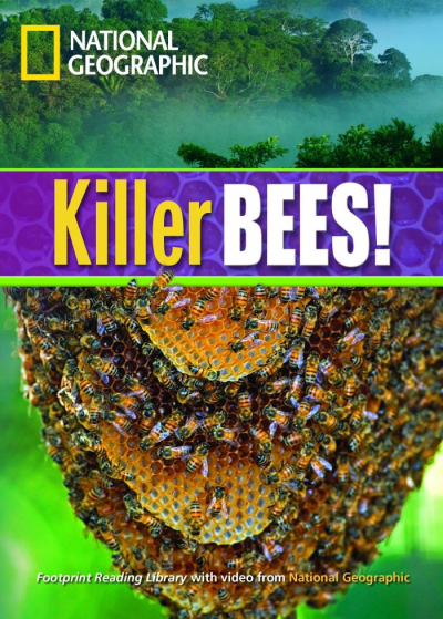 KILLER BEES! - WITH MULTI-ROM - AMERICAN ENGLISH - LEVEL 3 - 1300 B1