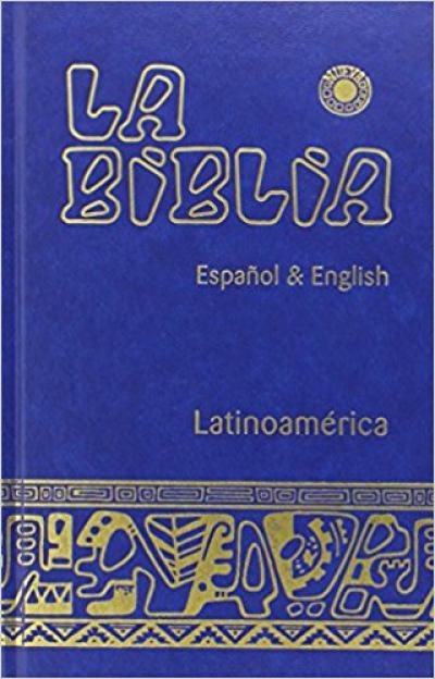 LA BIBLIA ESPANOL & ENGLISH CARTONE - 1ª