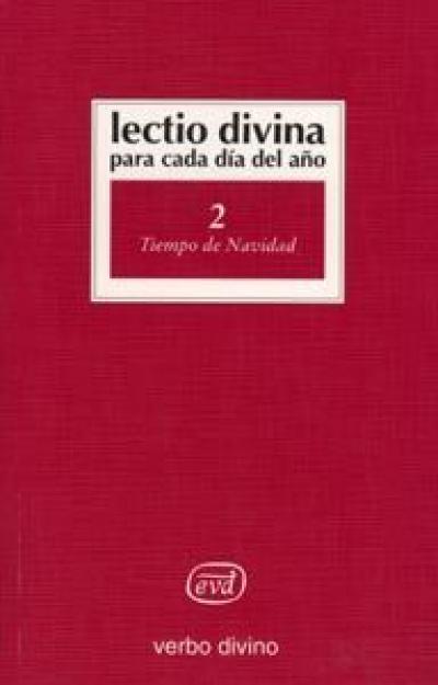 LECTIO DIVINA PARA CADA DIA DEL ANO - TIEMPO DE NAVIDAD V 2 - 6ª