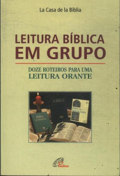 LEITURA BIBLICA EM GRUPO - 1