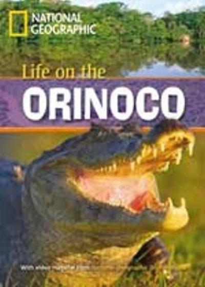LIFE ON THE ORINOCO - WITH MULTI-ROM - BRITISH ENGLISH - LEVEL 1 - 800 A2