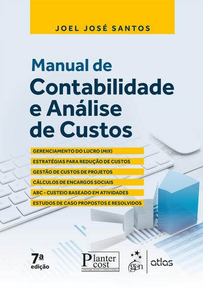 MANUAL DE CONTABILIDADE E ANÁLISE DE CUSTOS