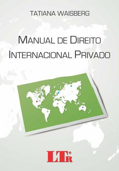 MANUAL DE DIREITO INTERNACIONAL PRIVADO - 1