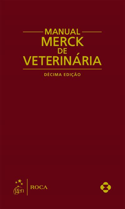 MANUAL MERCK DE VETERINÁRIA