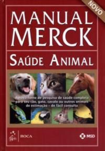 MANUAL MERCK - SAUDE ANIMAL