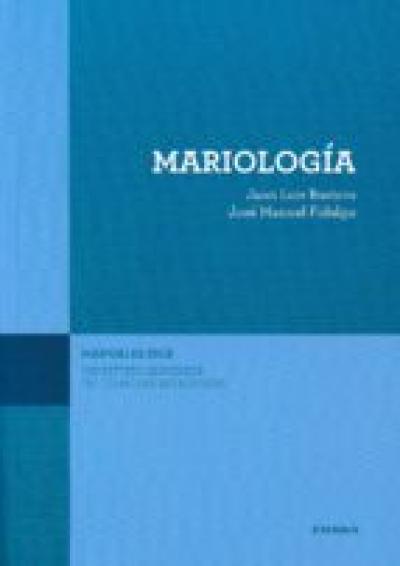 MARIOLOGIA. MANUALES ISCR