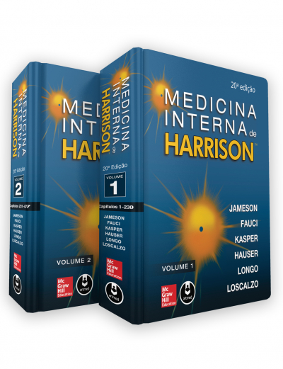 MEDICINA INTERNA DE HARRISON - 2 VOLUMES