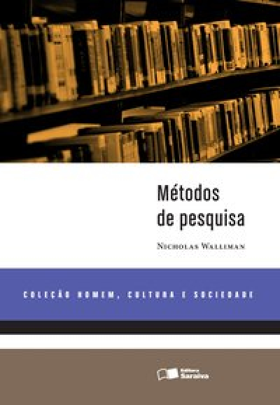 METODOS DE PESQUISA - COLECAO