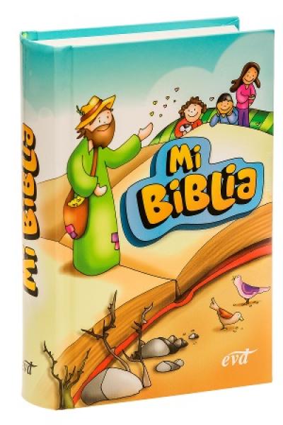 MI BIBLIA - ILUSTRADA INFANTIL