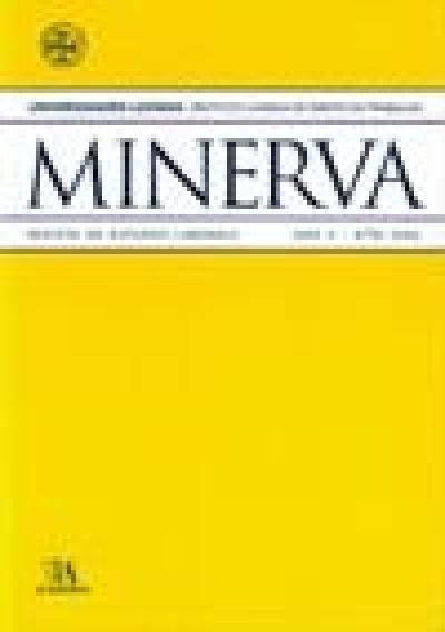 MINERVA - REVISTA DE ESTUDOS LABORAIS