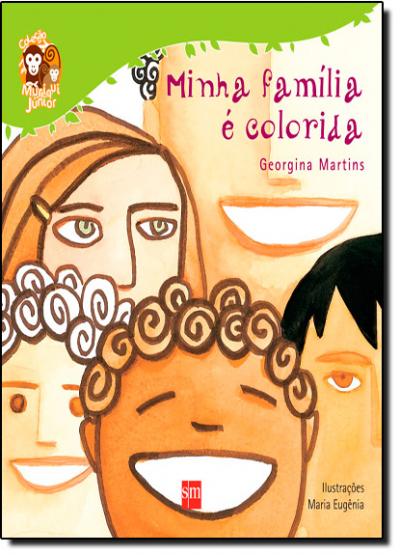 MINHA FAMILIA E COLORIDA - COL. MURIQUI JUNIOR