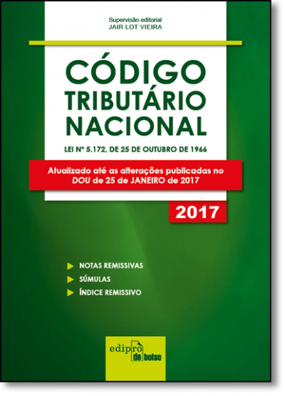 MINI CODIGO TRIBUTARIO NACIONAL