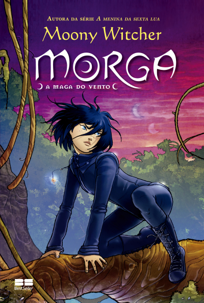 MORGA: A MAGA DO VENTO (VOL.1) - Vol. 1