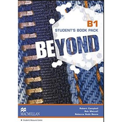 MOVE BEYOND 4 SB/WB - 1ST ED