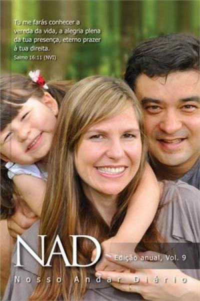 NOSSO ANDAR DIARIO - CAPA FAMILIA, V.9
